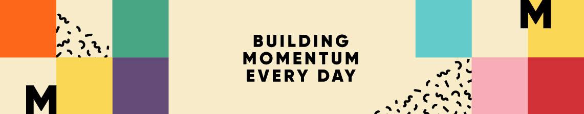 Momentum · agencia de Marketing y estrategia creativa